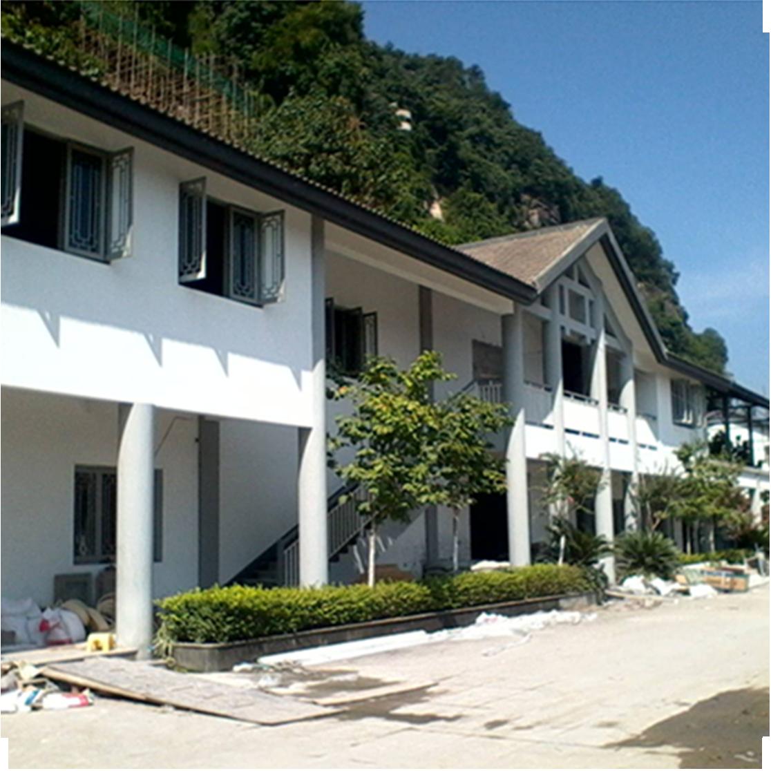 重庆万州养老院项目